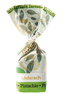 Tartufi    Pistachio     Hearty roasted pistachios and wafer pieces in finest almond-pistachio gianduja with white chocolate          Shop now